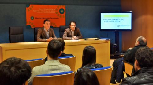Convocados la V edición de los Premios Galicia de Energía